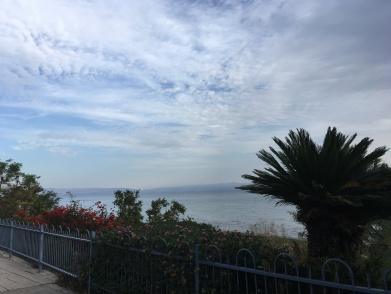 Ráno u Galilejského jezera
